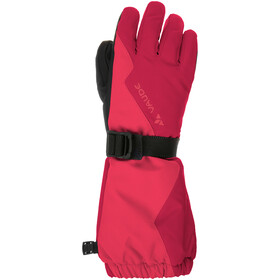 VAUDE Snow Cup Gloves Kinder bright pink